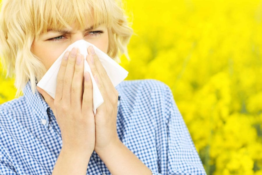 It's Allergy Season….Again!
